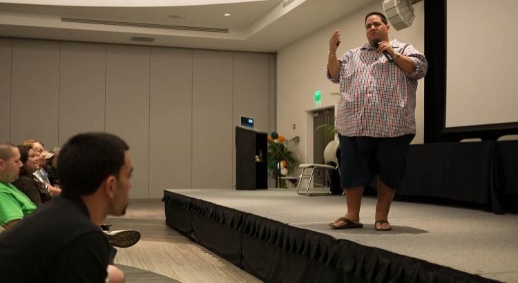 Chris Lema at WordCamp Miami 2014