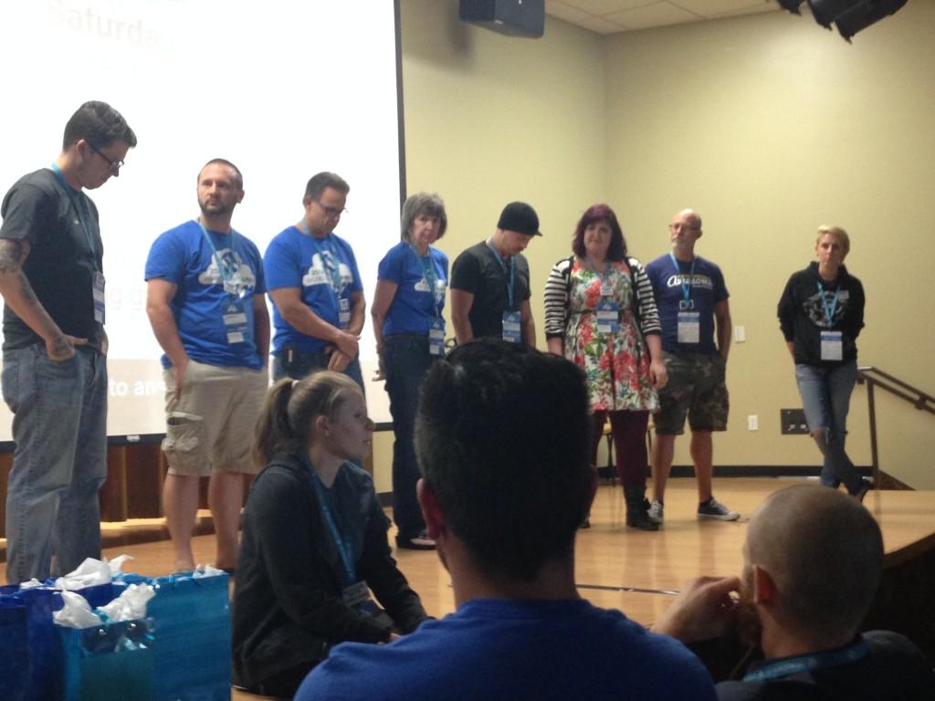 WordCamp Tampa 2014 organizers